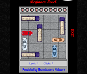 brainteasers network - rushhour puzzle